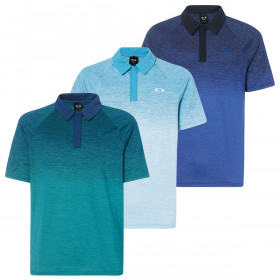 Oakley Mens 2019 Four Jack Gradient Golf Polo Shirt
