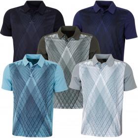 Oakley Mens Cross Graphic Polo Shirt