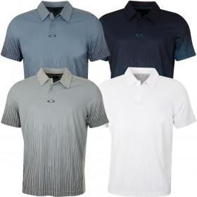 Oakley Mens Football Uniform Breathable Golf Polo Shirt