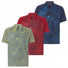 Oakley Mens 2019 Mirror Graphic Polo Shirt