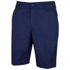 Oakley Mens Cypress Gab Stretch Shorts - Dark Blue - 36W