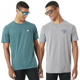 Oakley Mens 50-Temples FB T-Shirt