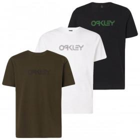 Oakley Mens Allover Logo Tee T-Shirt