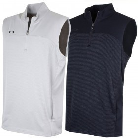 Oakley Golf Mens Gridlock Zip Vest