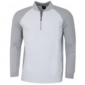 Oakley Mens 2019 Engineered 1/4 Zip  Golf Sweater