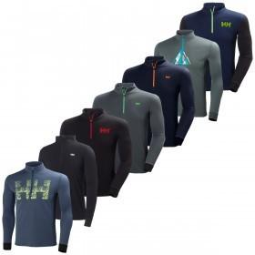 Helly Hansen Mens Active Flow 1/2 Zip Pullover