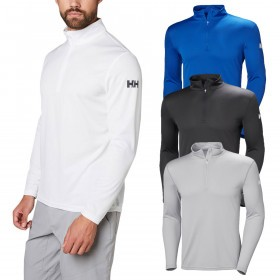 Helly Hansen Mens HH Tech 1/2 Zip Pullover