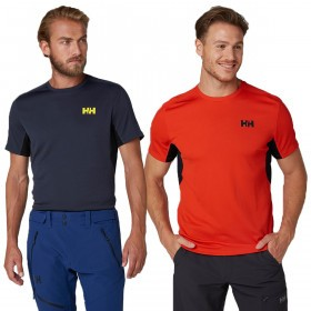 Helly Hansen Mens 2019 HH Lifa Active Mesh SS Baselayer
