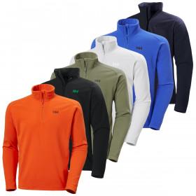 Helly Hansen Mens 2020 Daybreaker HH Half Zip Mid Layer Fleece Pullover Sweater