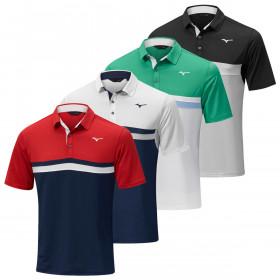 Mizuno Mens 2021 Quick Dry Horizon Soft Touch Move Tech Runbird Polo Shirt