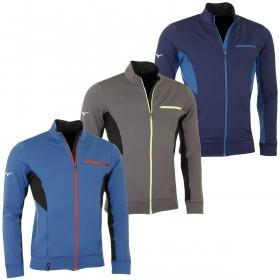Mizuno Golf Mens Waterproof Breath Thermo Mid Active Jacket