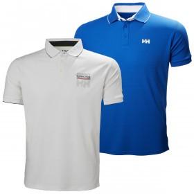 Helly Hansen Mens HP Racing Polo Shirt