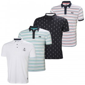 Helly Hansen Mens 2019 Fjord Polo Shirt