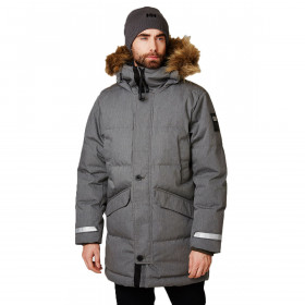 Helly Hansen Mens 2019 Barents Helly Tech Hooded Waterproof Parka Jacket