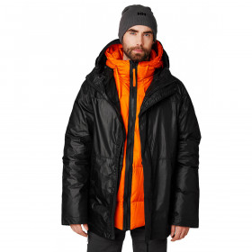 Helly Hansen Mens Arctic Patrol 3 in 1 Insulated Hooded Jacket