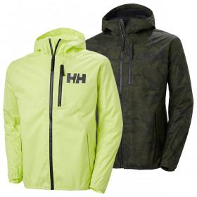 Helly Hansen Belfast 2 Waterproof Breathable Hooded Packable Jacket