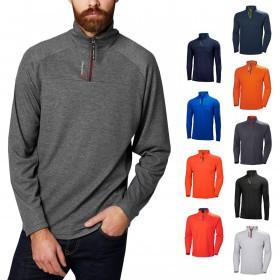 Helly Hansen Mens 2019 HP Half Zip X Cool Quick Dry Sweater