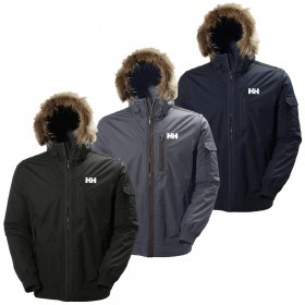 Helly Hansen Mens Waterproof Dubliner Bomber Jacket