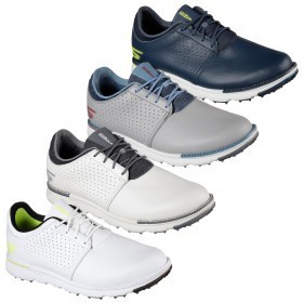 Skechers Golf Mens Go Elite V.3 Mesh Waterproof Golf Shoes