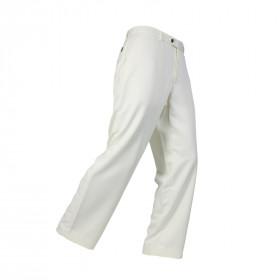 Oscar Jacobson WPS Men's Flat Front Performance Waterproof Golf Trousers
