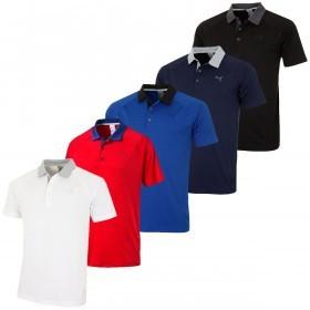 Puma Golf Mens D VENT DryCELL Polo Shirt