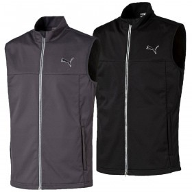 Puma Golf Mens PWRWARM Wind Vest