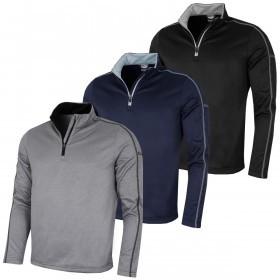 Puma Golf Mens Core Fleece WarmCELL Popover Performance Pullover