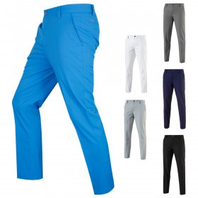 Puma Golf Mens DryCell Tailored Tech Pant Trousers Moisture Wicking