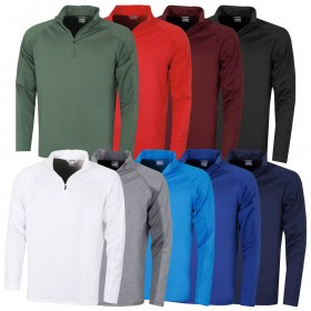 Puma Golf Mens Core 1/4 Zip Popover
