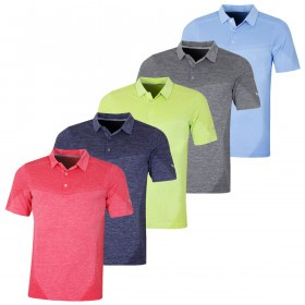Puma Golf Mens Evoknit Seamless dryCell Polo Shirt