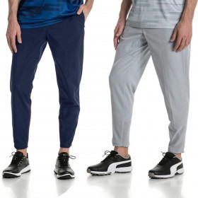 Puma Golf Mens 2018 Golf Jogger Bottoms