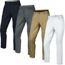 Nike Golf Mens Dri-Fit Slim Fit Chino Golf Trousers
