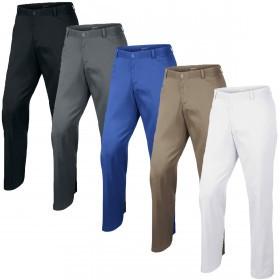 Nike Golf Mens Flat Front Pant Dri-FIT Golf Trousers