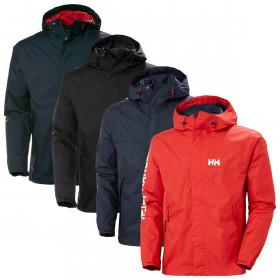 Helly Hansen Mens 2020 Ervik Waterproof Windproof Hooded Jacket