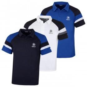 Abacus Mens Mens Daniel Golf Wicking Drycool Polo Shirt