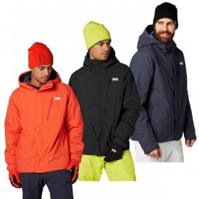 Helly Hansen Mens Trysil Waterproof Jacket