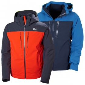 Helly Hansen Mens Signal Insulated Waterproof Ski Jacket