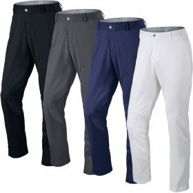 Nike Golf Mens Modern Tech Woven Pant Dri-FIT Trousers