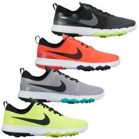 Nike Golf Mens FI Impact 2 Waterproof Spikeless Golf Shoes