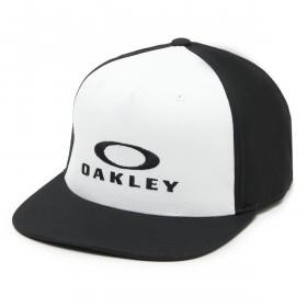 Oakley Mens 2018 Silver 110 Flexfit Hat