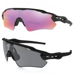 Oakley Sport Radar EV Path Sunglasses- Polished Black/ Prizm Golf