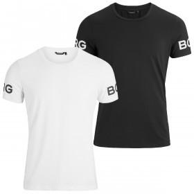 Bjorn Borg Mens 2019 Borg Tee T-Shirt