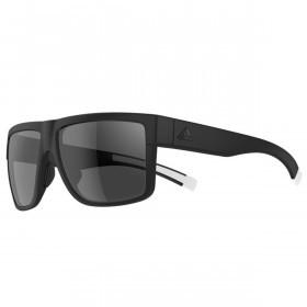 adidas 3Matic Sunglasses - Black Matt - Grey Lenses