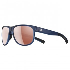 Adidas Sport Sprung Sunglasses - Blue Shiny (LST Active Silver)