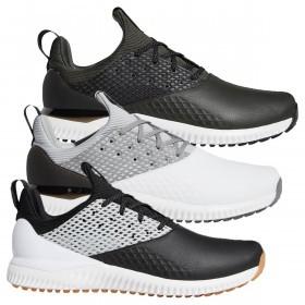 adidas Mens 2020 Adicross Bounce 2 Leather Golf Shoes