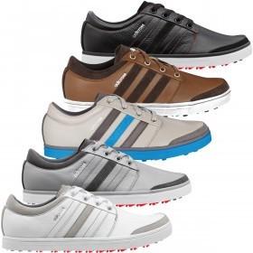 8935ee2d961fa6 adidas Golf Mens Waterproof Adicross Gripmore Spikeless Golf Shoes