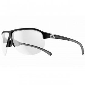 adidas TourPro L Sunglasses - Matt Black/Grey Frame - LST vario