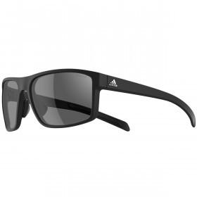 adidas Whipstart Sunglasses - Black Matt/Grey - polarized grey lenses