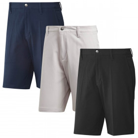 """adidas Golf Mens 2020 Ultimate365 9"""" Water Resistent Stretch Shorts"""