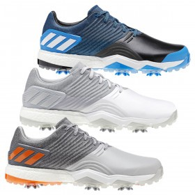 46087c41919 Puma Golf Mens Grip Fusion Carbon Rubber Spikeless Waterproof Golf Shoes
